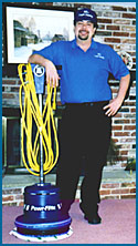 Bill's Carpet and Upholstery Cleaning Owner